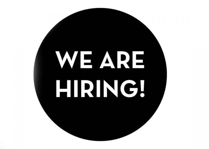 hiring now