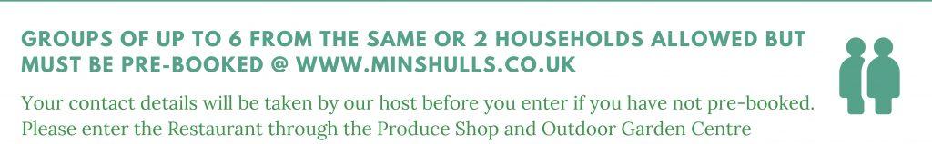 Minshulls 2 Per Household