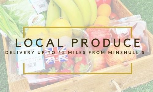 Minshull's Local Produce