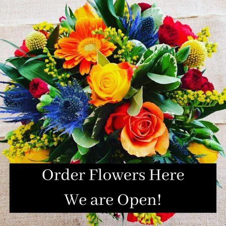 Order Minshull's Flowers