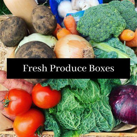 Minshull's Fresh Produce Boxes