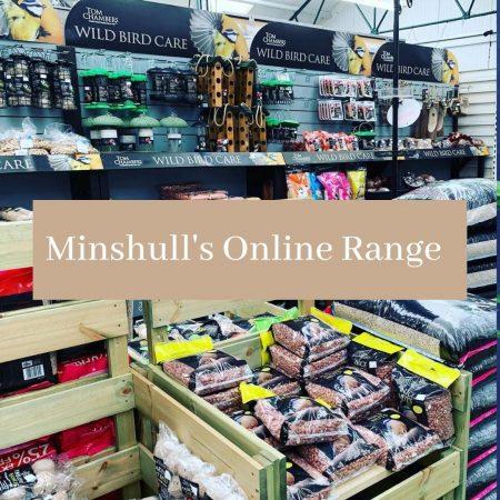 Minshull's Online Range